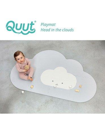 QUUT Mata do zabawy piankowa podłogowa Chmurka Playmat Pearl Grey