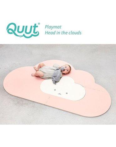QUUT Mata do zabawy piankowa podłogowa Chmurka Playmat Blush rose
