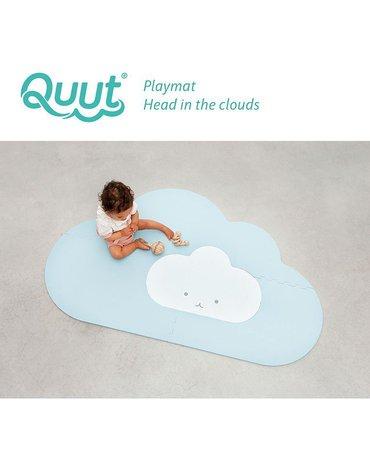 QUUT Mata do zabawy piankowa podłogowa Chmurka Playmat Dusty blue