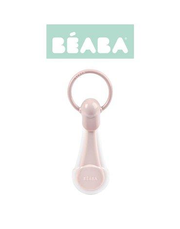 Beaba Cążki do paznokci w etui Old Pink (opakowanie zbiorcze 6 szt.)