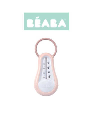 Beaba Termometr do kąpieli Old Pink (opakowanie zbiorcze 6 szt.)