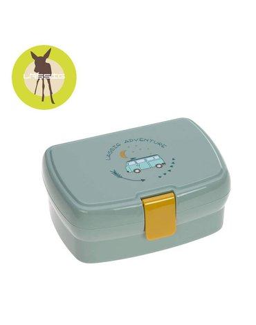 Lassig Lunchbox z wkładką Adventure Bus NOWA KOLEKCJA
