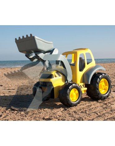Miniland - zabawki edukacyjne - Duży traktor, ciągnik