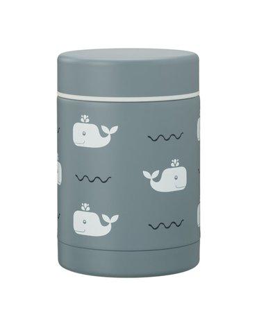Fresk Termos na jedzenie 300 ml Wieloryb