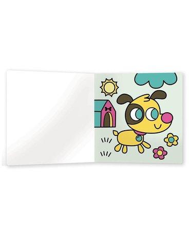 Auzou Moja pierwsza kolorowanka Małe zwierzątka 91803