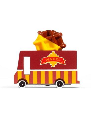 Candylab Samochód Drewniany Waffle Van