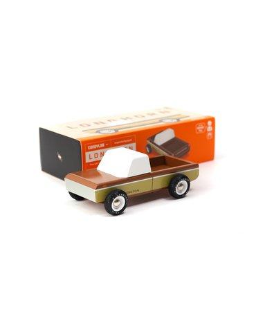 Candylab Samochód Drewniany Longhorn Sierr