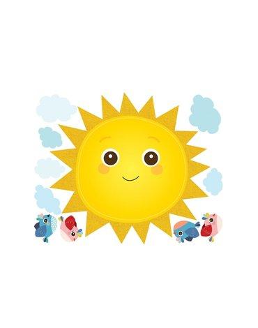 Wallies Naklejki Słoneczna Pogoda