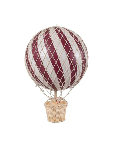 Filibabba Balon 20 cm Deeply red