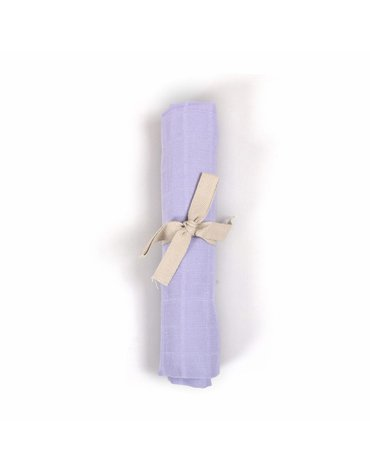 Filibabba Pieluszka muślinowa 65 x 65 cm Fresh violet