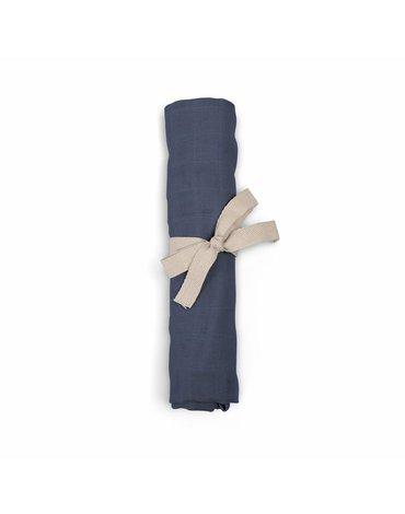 Filibabba Pieluszka muślinowa 65 x 65 cm Muddly blue