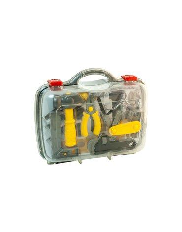 Miniland - zabawki edukacyjne - Zabawkowy zestaw z narzędziami - mały majsterkowicz