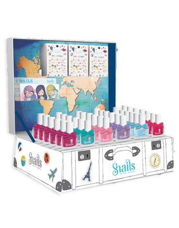 Snails, Display case (42 szt. lub mix)
