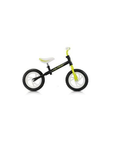 Rowerek biegowy ALPINA TORNADO Black-Green