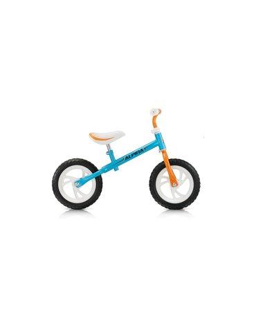 Rowerek biegowy ALPINA TORNADO Blue-Orange