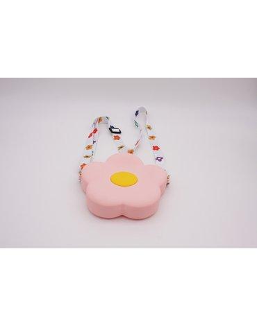 Torebka dla dzieci Elle Porte Bellis - Różowa
