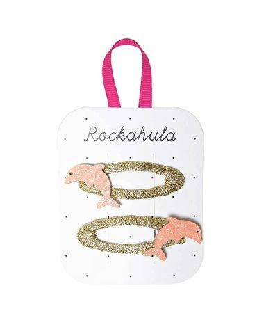 Rockahula Kids - spinki do włosów Dolly Dolphin