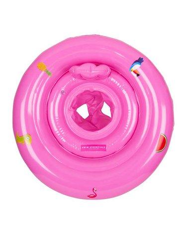 The Swim Essentials - Swim Essentials Kółko treningowe dla dzieci Różowe 2020SE23