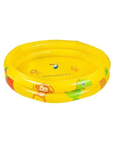 The Swim Essentials - Swim Essentials Basenik dla dzieci 60cm Żółty 2020SE29