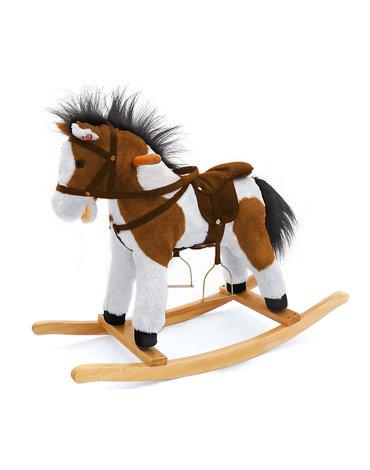 Milly Mally - Koń Łatek ciemny brąz