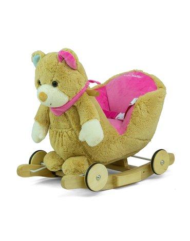 Milly Mally - Miś Polly - Pink Bear