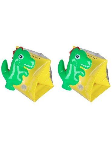 The Swim Essentials - Swim Essentials Rękawki do pływania 2-6 lat Dinozaury 2020SE20
