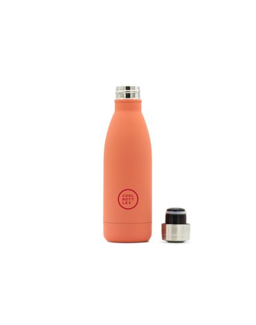 COOLBOTTLES - Cool Bottles Butelka termiczna 350 ml Triple cool Pastel Coral