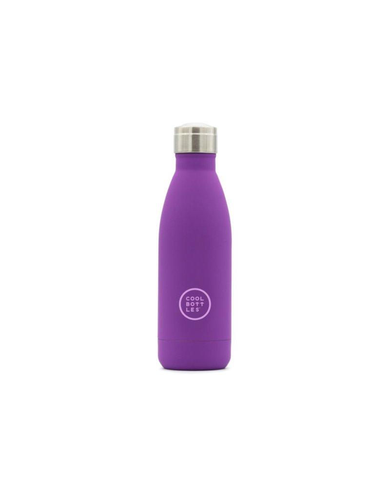 COOLBOTTLES - Cool Bottles Butelka termiczna 350 ml Triple cool Vivid Violet