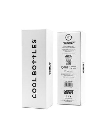 COOLBOTTLES - Cool Bottles Butelka termiczna 350 ml Triple cool Vivid Yellow