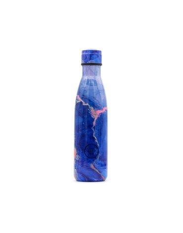 COOLBOTTLES - Cool Bottles Butelka termiczna 500 ml Triple cool Liquid Blue