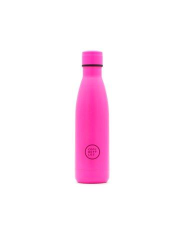 COOLBOTTLES - Cool Bottles Butelka termiczna 500 ml Triple cool Neon Pink
