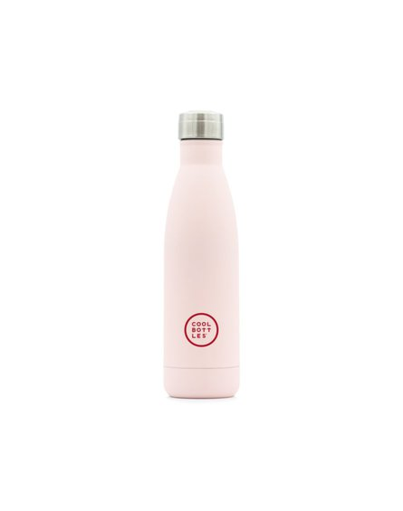 COOLBOTTLES - Cool Bottles Butelka termiczna 500 ml Triple cool Pastel Pink