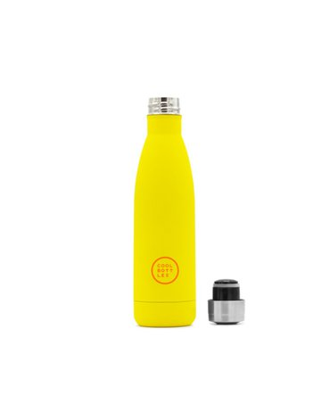 COOLBOTTLES - Cool Bottles Butelka termiczna 500 ml Triple cool Vivid Yellow