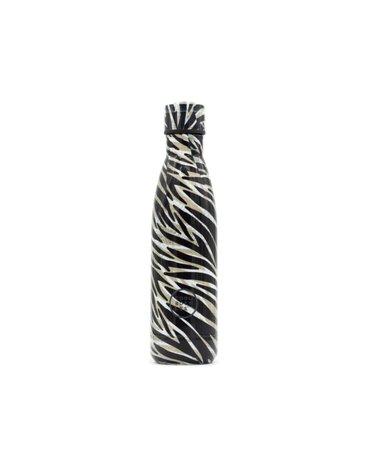 COOLBOTTLES - Cool Bottles Butelka termiczna 500 ml Triple cool Wild Zebra