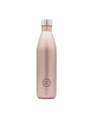 COOLBOTTLES - Cool Bottles Butelka termiczna 750 ml Triple cool Metallic Rose