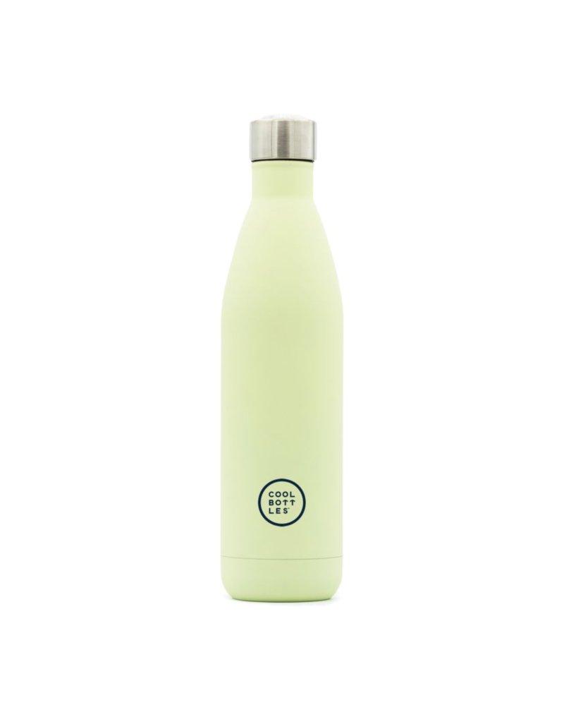 COOLBOTTLES - Cool Bottles Butelka termiczna 750 ml Triple cool Pastel Green