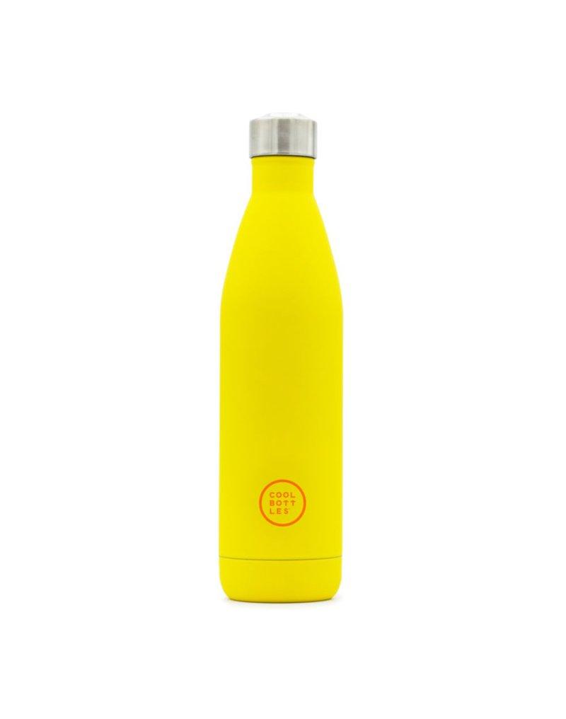 COOLBOTTLES - Cool Bottles Butelka termiczna 750 ml Triple cool Vivid Yellow