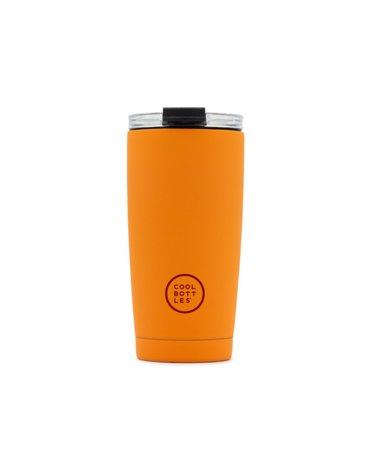 COOLBOTTLES - Cool Bottles Kubek termiczny 550 ml Triple cool Vivid Orange