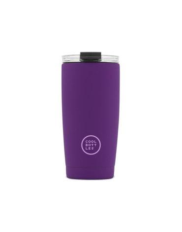 COOLBOTTLES - Cool Bottles Kubek termiczny 550 ml Triple cool Vivid Violet