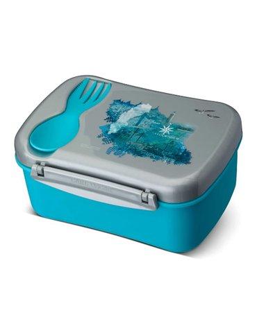 Carl Oscar Runes Wisdom Lunch box z pokrywą chłodzącą - Water