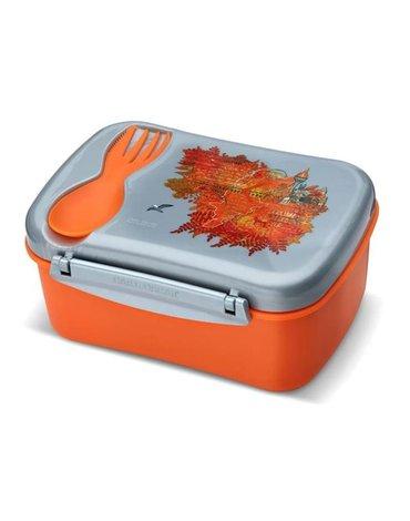 Carl Oscar Runes Wisdom Lunch box z pokrywą chłodzącą - Fire