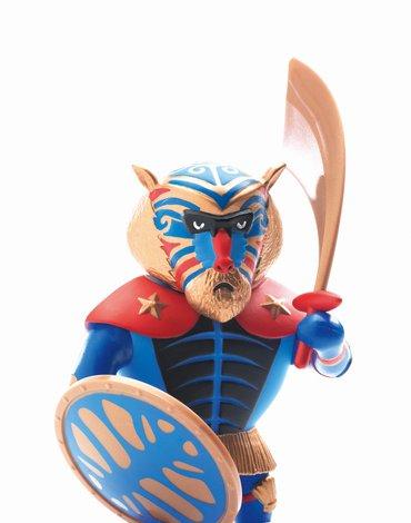 Djeco - Figurka wojownika samuraja BUSHI DJ06711
