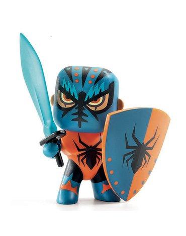 Djeco - Figurka wojownika SPIDER DJ06739
