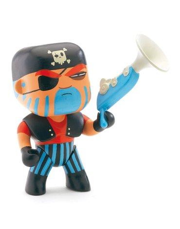 Djeco - Figurka pirata JACK SKULL DJ06801