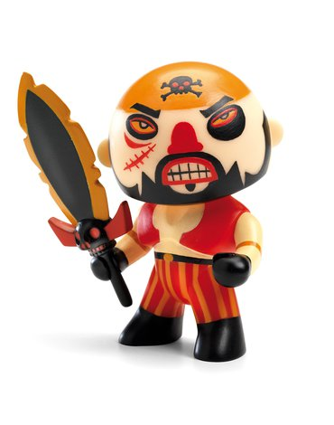 Djeco - Figurka wojownika SOSCAR DJ06827