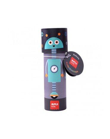 Kalejdoskop Apli Kids - Roboty