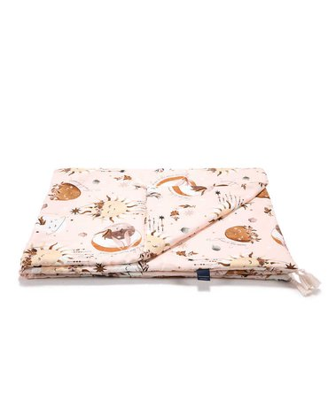 LA MILLOU - BAMBOO BEDDING KING SIZE - BY WHATANNAWEARS – FLY ME TO THE MOON NUDE