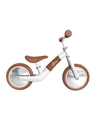 Mima Zigi - Bo - Ovi - Rowerek biegowy Mima Zoom - biały/camel