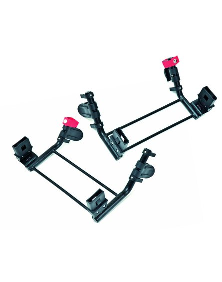 TFK - Zestaw adapterów do dwóch fotelików - wózek Twin Trail/Tw.Lite - 2szt