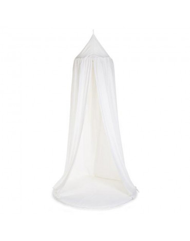 CHILDHOME - HANGING CANOPY TENT + PLAYMAT 230x120 OFFWHITE